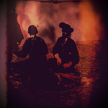 Blood Meridian For Electric Drone Guitar XXI-XXIII cover art