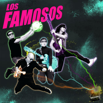 Los Famosos cover art