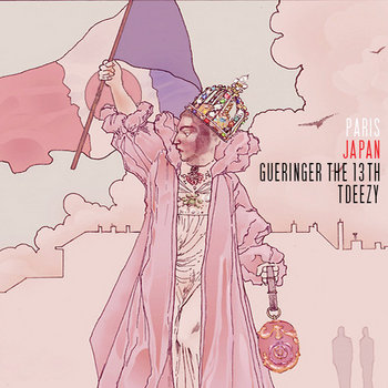 Paris, Japan cover art