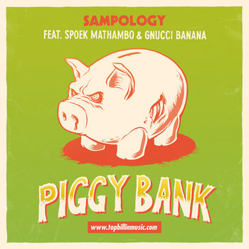 Piggy Bank cover art