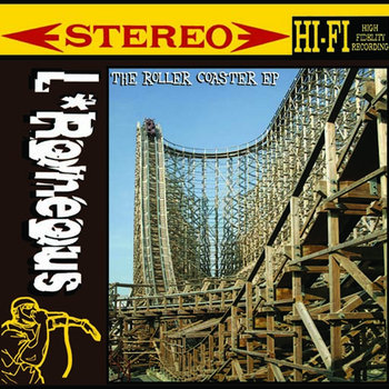 Roller Coaster EP cover art