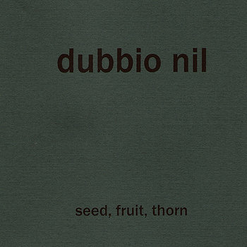 Seed, Fruit, Thorn cover art