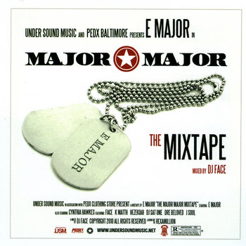 Major Major Mixtape cover art