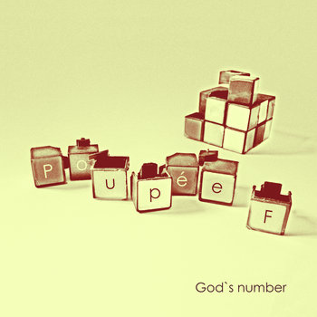 God`s number EP cover art