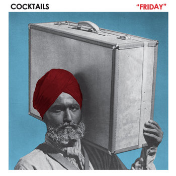 """FRIDAY"" cover art"