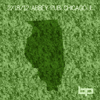 2/18/12 - Abbey Pub - Chicago, IL cover art