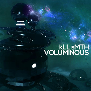 Voluminous cover art