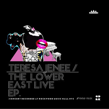 The Lower East Live EP cover art