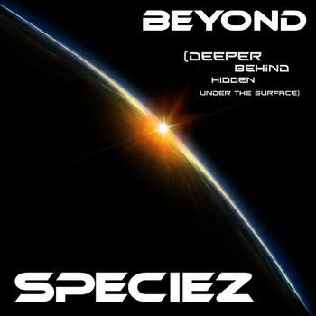 SPECIEZ - BEYOND  (SBEP01) cover art