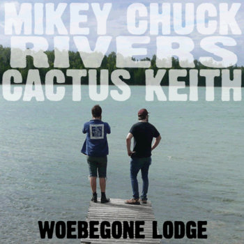Woebegone Lodge cover art