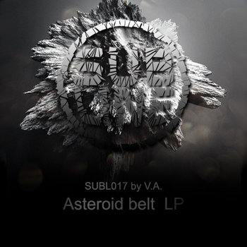 VA - Asteroid belt LP (SUBL017) cover art