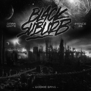 Black Suburb cover art