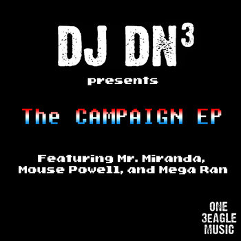 The Campaign EP cover art
