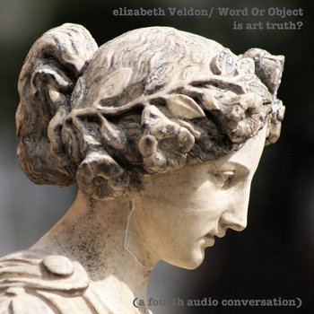 is art truth? (a fourth audio conversation) cover art