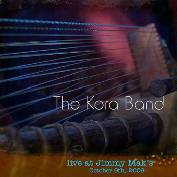 Live at Jimmy Maks 10-9-09 cover art
