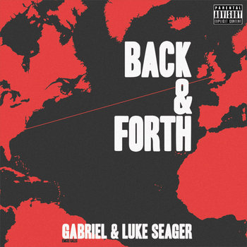 Back & Forth cover art