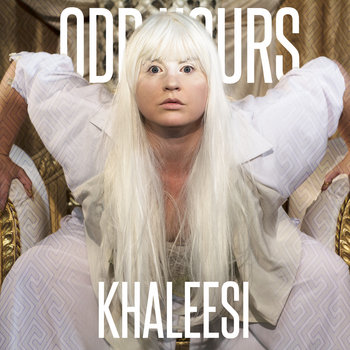 KHALEESI cover art