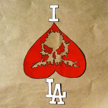 I Heart LA cover art