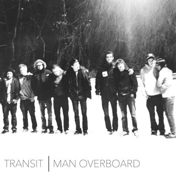 Transit/Man Overboard Split cover art