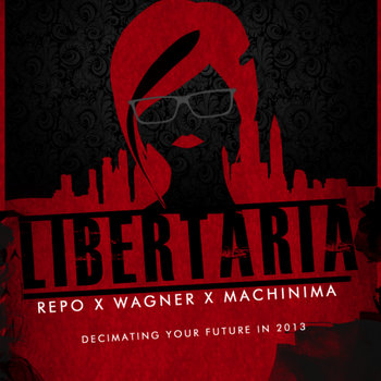 Libertaria: The Virtual Opera (Instrumental) cover art