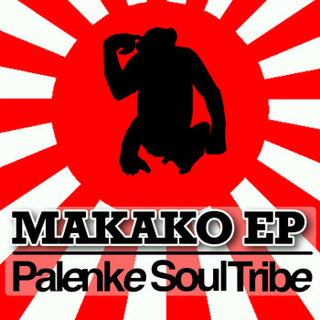 Makako EP cover art