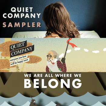 Quiet Company 6 Song Sampler cover art