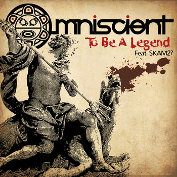 To Be A Legend (single) cover art