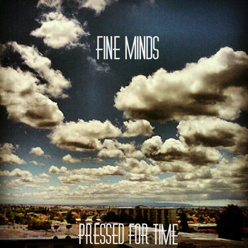 Pressed For Time EP cover art