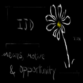 Means, Motive and Opportunity cover art