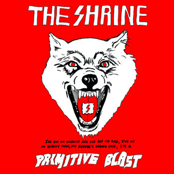 PRIMITIVE BLAST cover art