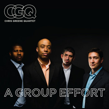 A Group Effort (2012) cover art