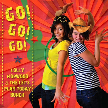 Go! Go! Go! cover art