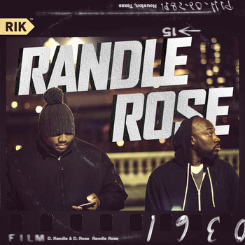 Randle Rose cover art