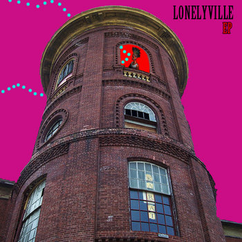 Lonelyville EP cover art