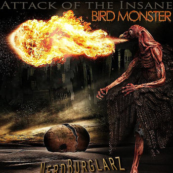 Attack Of The Insane Bird Monster cover art