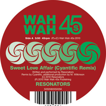 Sweet Love Affair - Remixes cover art