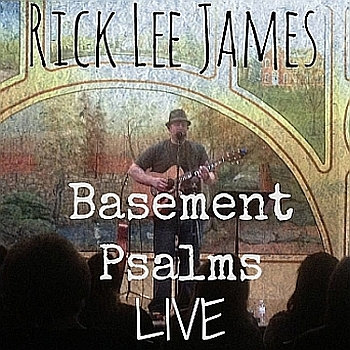 Basement Psalms Live cover art