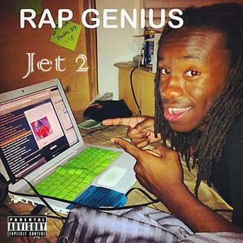 Rap Genius cover art