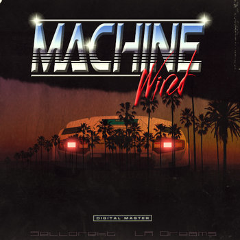 Machine Wired cover art
