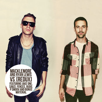 The VS. REDUX cover art