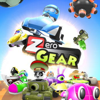 Zero Gear cover art