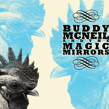 Buddy McNeil & the Magic Mirrors cover art