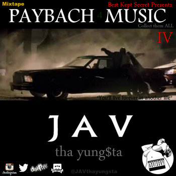 PayBach Music 4 (Mixtape) cover art
