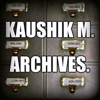 Archives cover art