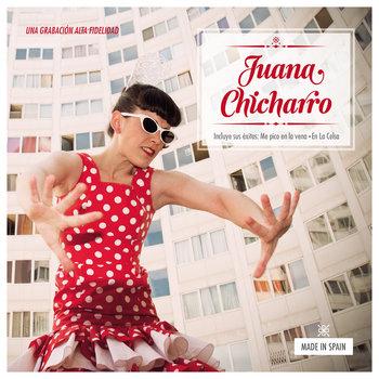 Juana Chicharro cover art