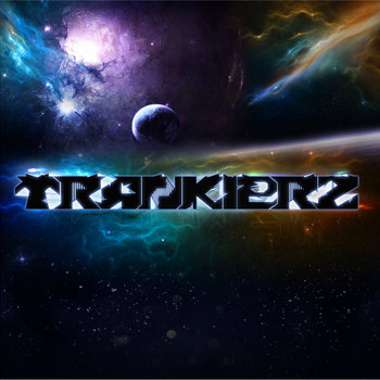 """EP"" 8 Tracks - Tranklerz cover art"