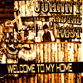 Welcome To My Home cover art