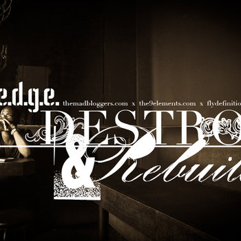 Destroy & Rebuild cover art