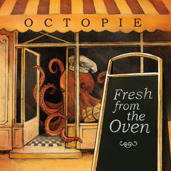 Fresh from the Oven cover art