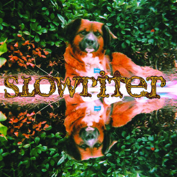 slowriter EP (2011) cover art
